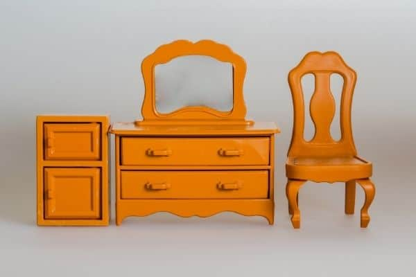 Furniture for 18 Inch Dolls
